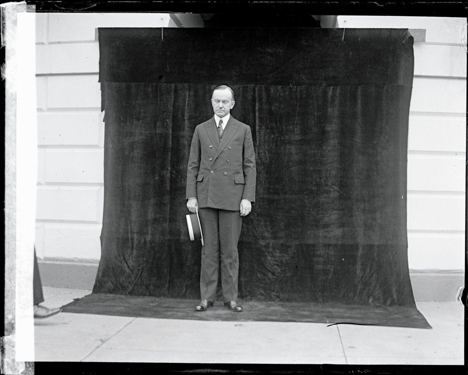カルビン・クーリッジ大統領