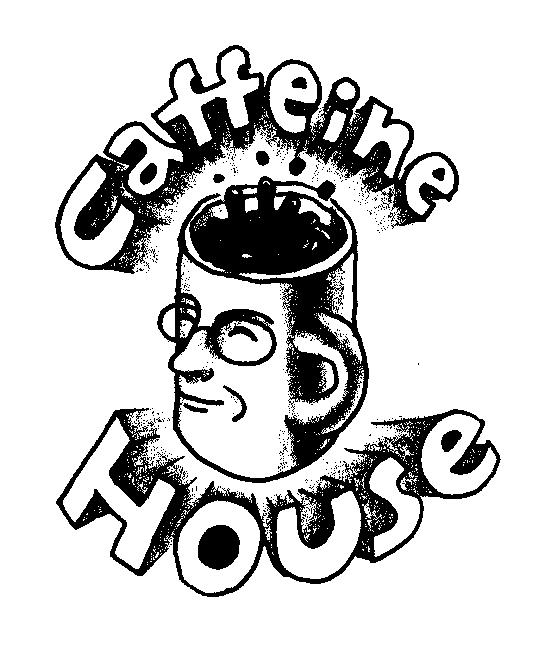Caffeine House 近影