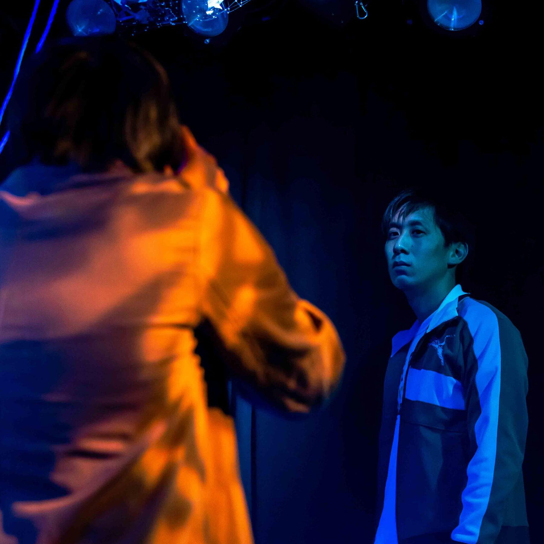 創り手たちの『Real and Fiction』 写真家・吉田亮人 × 劇団・シイナナ 「シカクの森で、二人は」写真展&限定冊子刊行記念イベント